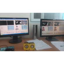 GPS科目二监控中心视频跟踪考试系统